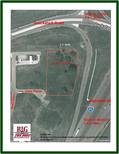 Madison County Residential Lots & Land For Sale: Dees Plaza