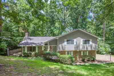 Florence, Richland Single Family Home Contingent/Pending: 615 Pine Ridge Rd