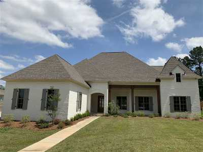 Madison Single Family Home For Sale: 124 Honours Dr