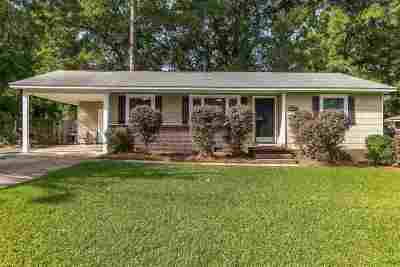 Pearl Single Family Home Contingent/Pending: 2709 Burma Dr