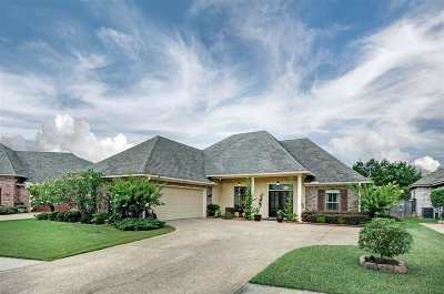 Flowood Single Family Home Contingent/Pending: 157 Tradition Pkwy