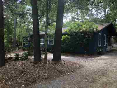 Ridgeland Single Family Home For Sale: 225 Peach Orchard Dr