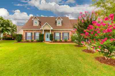 Flowood Single Family Home For Sale: 445 Westport Way