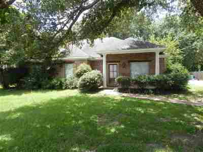 Ridgeland Single Family Home For Sale: 333 Meadowridge Dr