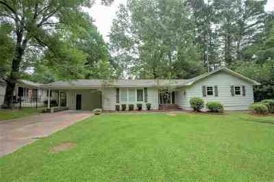 Jackson Single Family Home For Sale: 4314 Dunn St