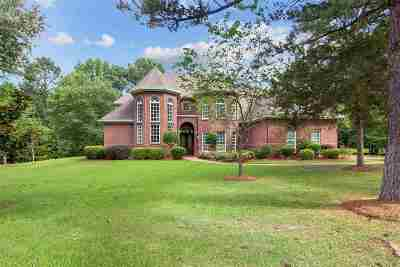 Madison Single Family Home Contingent/Pending: 283 Deer Haven Dr