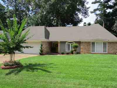 Jackson Single Family Home For Sale: 1482 Kristen Dr