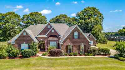 Hinds County Single Family Home Contingent/Pending: 119 Northhaven Dr