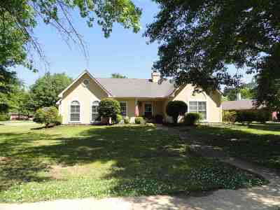 Madison Single Family Home Contingent/Pending: 538 Spring Hill Dr