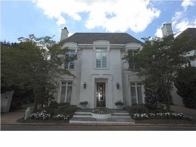 Jackson Single Family Home For Sale: 5 Ashley Park Dr