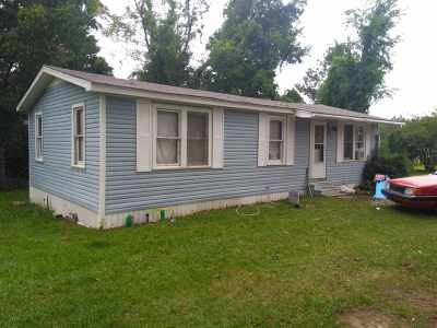 Simpson County Single Family Home For Sale: 2159 Shivers Rd