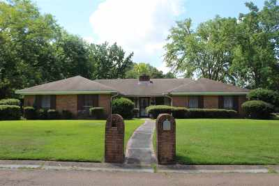 Jackson Single Family Home Contingent/Pending: 847 Rutherford Dr
