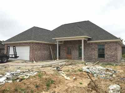 Pearl Single Family Home For Sale: 118 Ashwood Pl