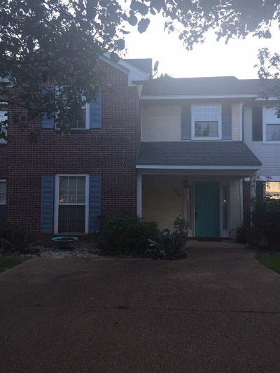 Jackson Townhouse For Sale: 355 Brookwood Lake Pl