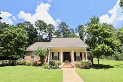 Florence, Richland Single Family Home For Sale: 124 Stigler Rosa Dr