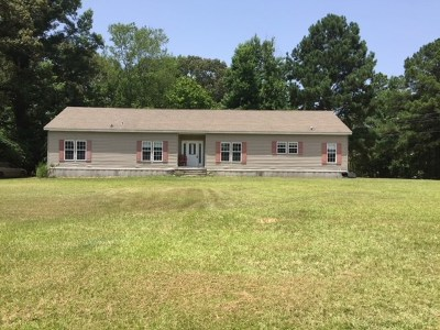 Hinds County Mobile/Manufactured Contingent/Pending: 1027 Moses Rd