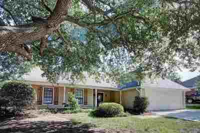 Madison Single Family Home Contingent/Pending: 612 Water Oak Dr