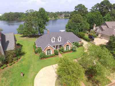 Pearl Single Family Home Contingent/Pending: 686 Spring Lake Dr