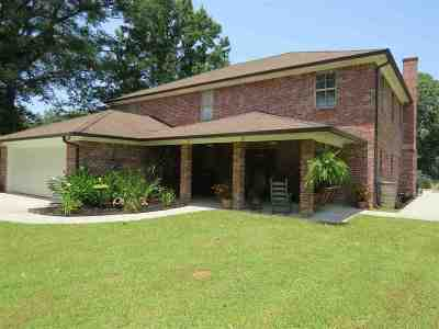 Hinds County Single Family Home For Sale: 12150 N I-20 Frontage Rd None