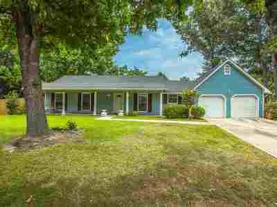 Ridgeland Single Family Home Contingent/Pending: 106 Harvest Dr