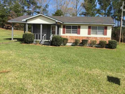 Pearl Single Family Home For Sale: 140 Alonzo Coleman Rd