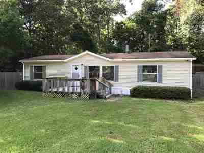 Rankin County Mobile/Manufactured For Sale: 105 Goshen Ct