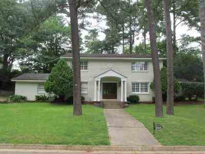 Jackson Single Family Home For Sale: 255 Highland Place Dr