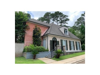 Jackson Single Family Home For Sale: 6 Charleston Pl