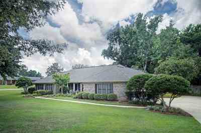 Hinds County Single Family Home For Sale: 102 Country Cv