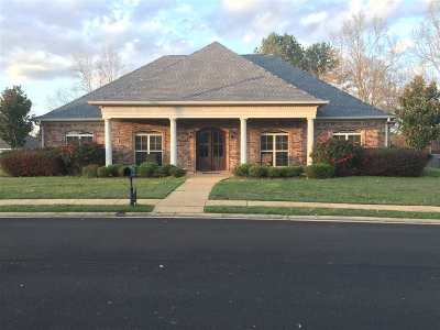 Hinds County Single Family Home Contingent/Pending: 708 Creston Dr