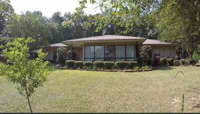 Mize Single Family Home For Sale: 4952 Hwy 28