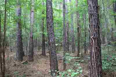 Attala County Residential Lots & Land For Sale: Attala County Rd 3226