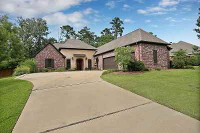 Rankin County Single Family Home For Sale: 107 Lineage Ln