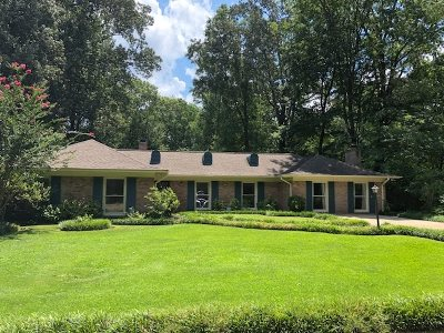 Jackson Single Family Home Contingent/Pending: 5636 Warwick