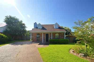 Hinds County Single Family Home For Sale: 2042 Fox Cv E