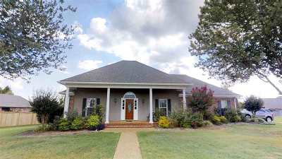 Pearl Single Family Home Contingent/Pending: 101 Lake Pointe Dr
