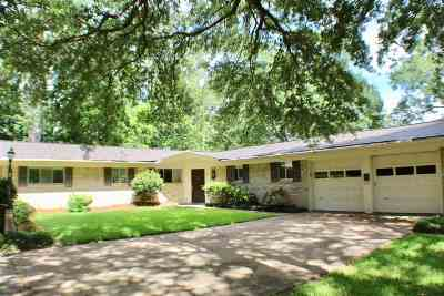 Jackson Single Family Home For Sale: 2327 Eastover Dr
