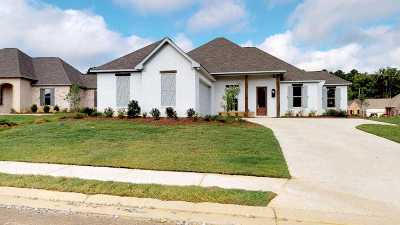 Flowood Single Family Home For Sale: 321 Bristlecone Ct