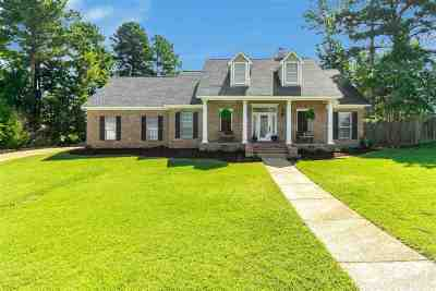 Brandon Single Family Home For Sale: 110 Meadowview Ridge