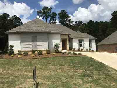 Flowood Single Family Home For Sale: 119 Longleaf Way