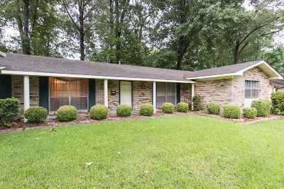 Jackson Single Family Home Contingent/Pending: 1276 Wooddell Dr