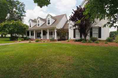 Hinds County Single Family Home For Sale: 137 Meadow Oak Lane