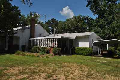 Jefferson Davis County Single Family Home For Sale: 7758 Hwy 13 Hwy