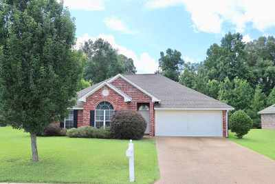 Pearl Single Family Home For Sale: 1142 Spanish Oak Dr