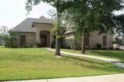 Clinton Single Family Home For Sale: 206 Copper Creek Dr
