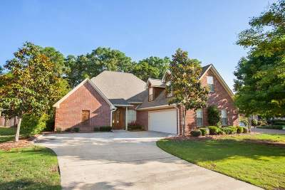 Canton Single Family Home Contingent/Pending: 112 Bear Creek Ct