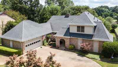 Jackson Single Family Home Contingent/Pending: 1033 Northpointe Dr