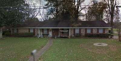 Jackson Single Family Home For Sale: 1757 Smallwood St