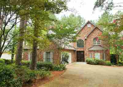 Madison Single Family Home Contingent/Pending: 163 Bridge Water Dr