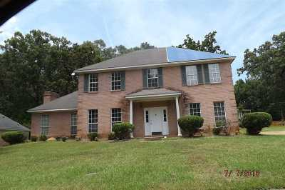 Hinds County Single Family Home Contingent/Pending: 1618 Countrywood Dr